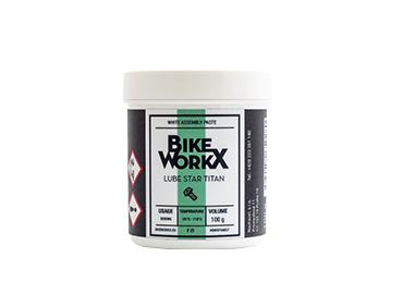 BIKEWORKX LUBE STAR TITAN ASSEMBLY PASTE