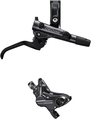 SHIMANO BR-M6120/BL-M6100 DEORE DISC BRAKE BLED SYSTEM