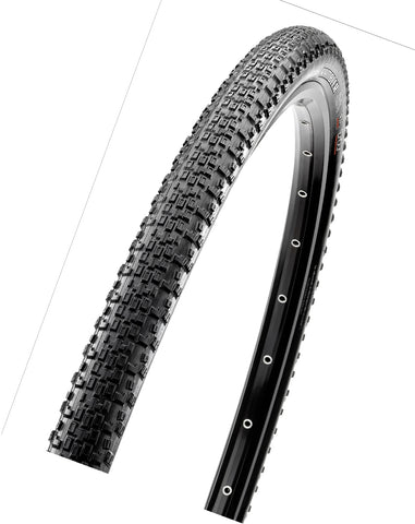 MAXXIS RAMBLER 700X38C 120 TPI FOLDING DUAL COMPOUND (EXO/TR)