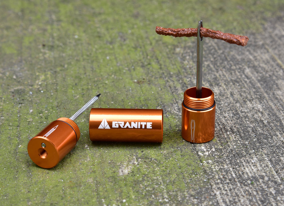 GRANITE STASH Tyre Plug