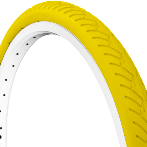 Tannus Mini Velo Yellow 16x1.25 32-349
