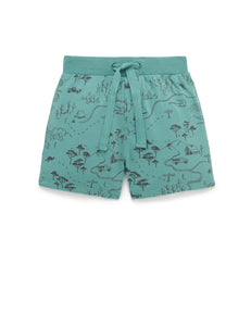 Outback Print Adventure Shorts