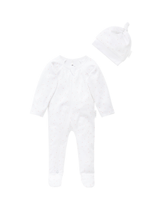 Zip Growsuit & Hat Pack