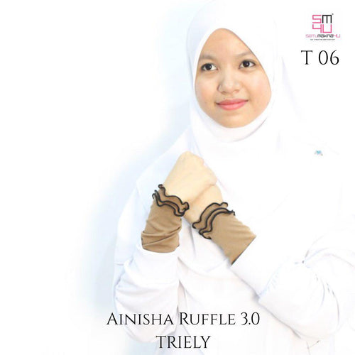 AINISHA RUFFLE - TRIELY HANDSOCK (DS)