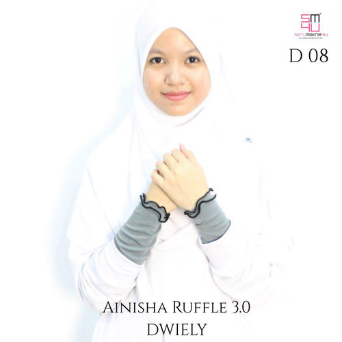 AINISHA RUFFLE - DWIELY HANDSOCK (DS)