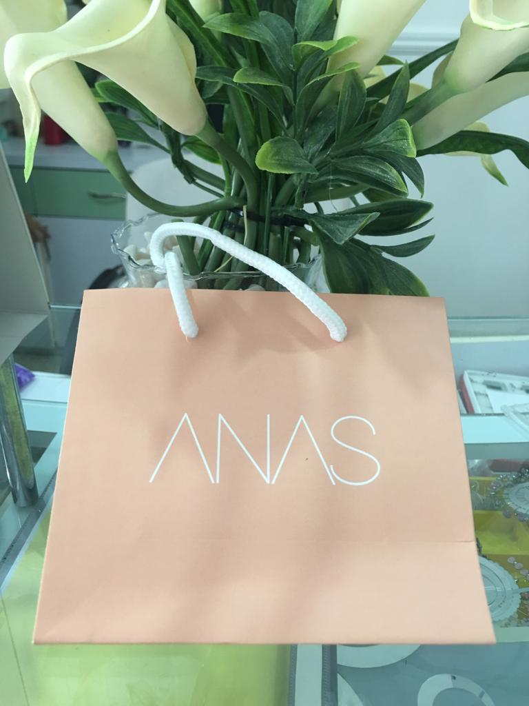 ADD ON GIFT : ANASISM SMALL BAG