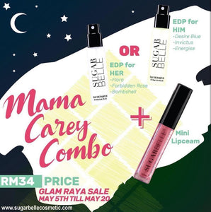 SUGARBELLE GLAM RAYA SALES