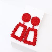 Lustrous Geometric Earrings - TopNotch{C}