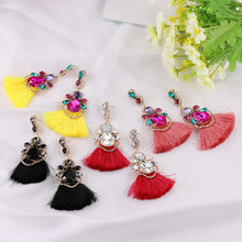 Load image into Gallery viewer, Bohemia Tassel earring - TopNotch{C}