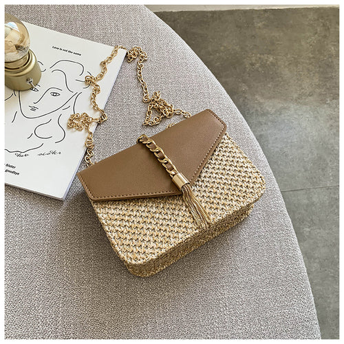 Tassel Chain Crossbody bag