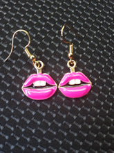 Load image into Gallery viewer, Rare Fuchsia Earrings - TopNotch{C}