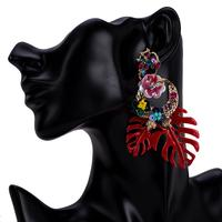 Load image into Gallery viewer, Monsaic Flower Earring - TopNotch{C}