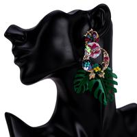 Monsaic Flower Earring - TopNotch{C}