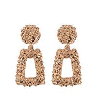 Load image into Gallery viewer, Lustrous Geometric Earrings - TopNotch{C}
