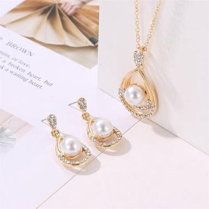 Droplet Jewelry set - TopNotch{C}