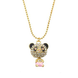 Panda  Diamond Necklace - TopNotch{C}
