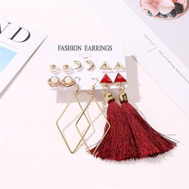 Stunning Tassel Earring Set - TopNotch{C}