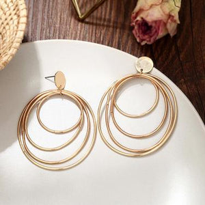 Multilayered Hoops - TopNotch{C}