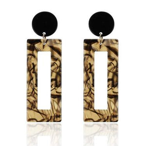 Print Earrings - TopNotch{C}
