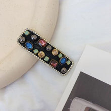 Load image into Gallery viewer, Rhinestone Pearl BB Clip