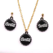 Load image into Gallery viewer, Coca Cola  Jewelry set - TopNotch{C}