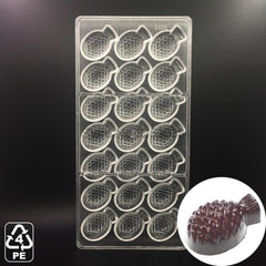 Chocolate Polycarbonate molds