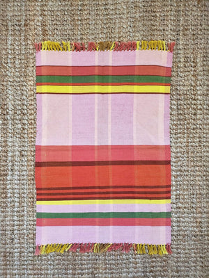 Ristra Plaid Towel