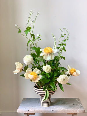 The Stripe Vase