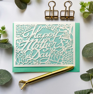 Mother's Day Rose Garden Card