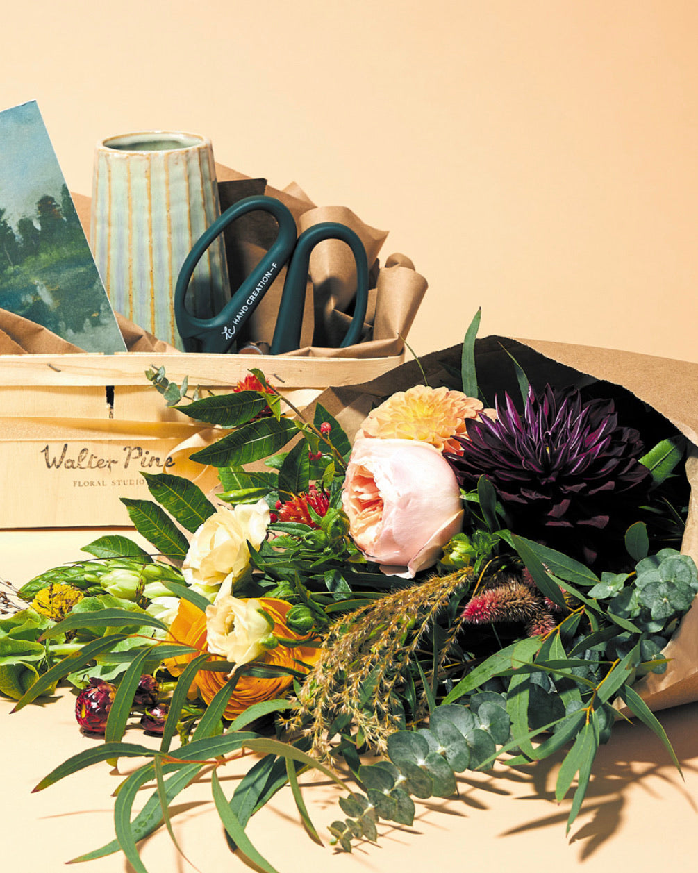 The WP Floral Subscription, 3 mo.