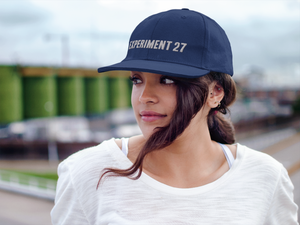 Experiment27 Logo Hat