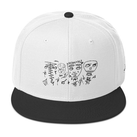 four horsemen - embroidered hat