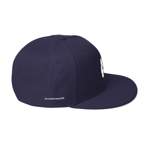 boomerang kid - embroidered hat