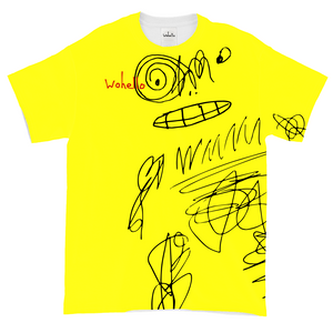 Yellow Moonman
