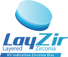 Load image into Gallery viewer, LayZir All Indication Zirconia Disc