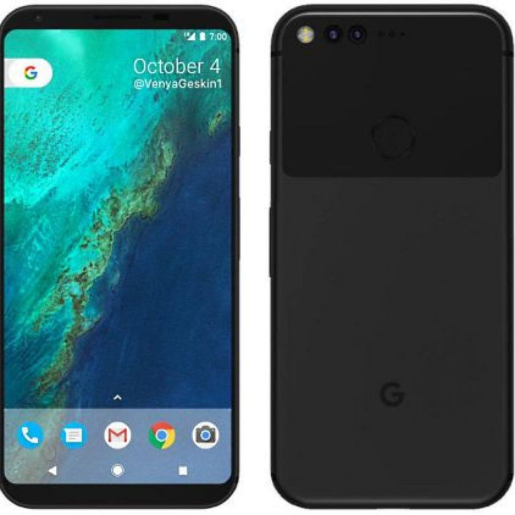 Google Pixel 2 XL 64GB + Free Original Cover