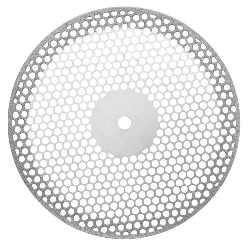 Mesh Diamond Disc 22mm - Thin Edge - SmileStream