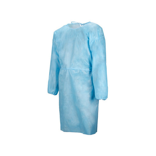 Disposable Isolation Gown (10/Bag)