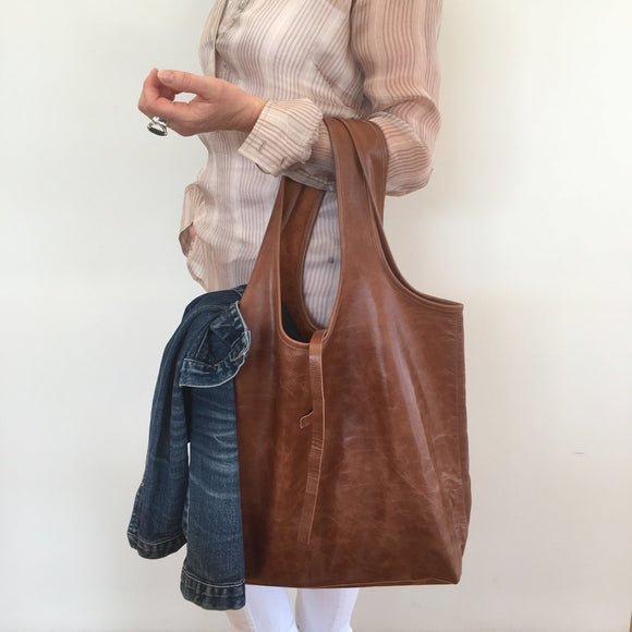 The Slouchy Tote