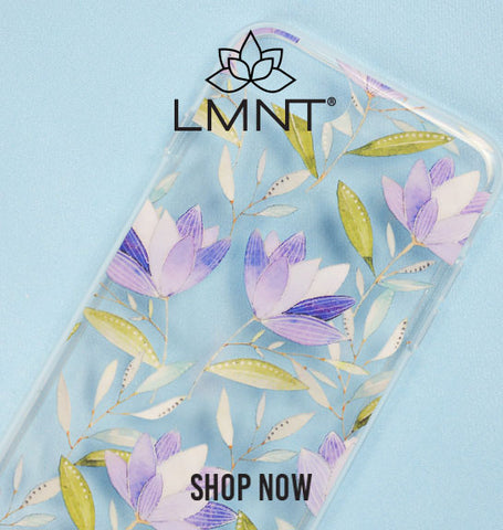 LMNT Phone Cases, Screen Protectors & More
