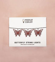 Brooklyn Lighting Company Metal Butterfly Lights