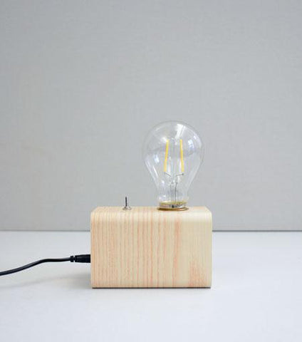 Brooklyn Lighting Company Vintage Light Bulb Bluetooth speaker
