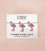 Brooklyn Lighting Company Flamingo String Lights