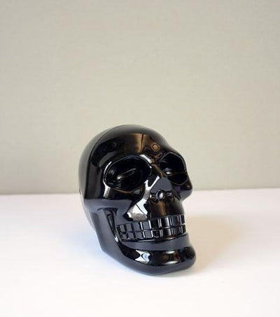 Audiology Black USB Skull Speaker