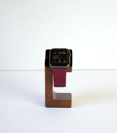 Audiology Wooden Smartwatch  Charging Station