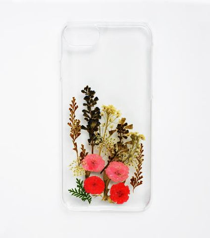 LMNT Forest Pressed Flower iPhone®Case