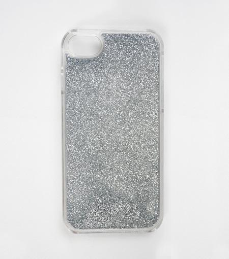 huge selection of 00156 8867f LMNT Silver Glitter iPhone® Case