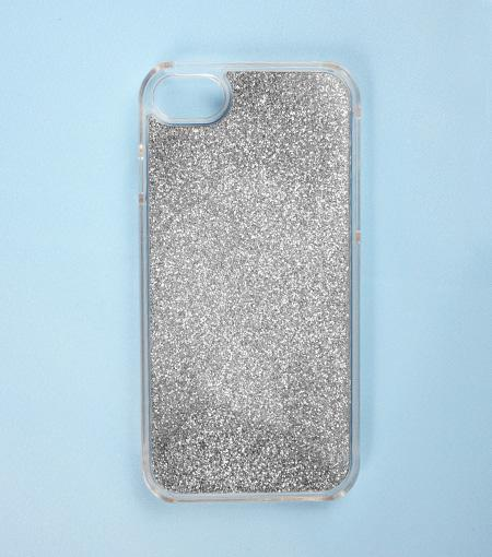 LMNT Silver Glitter iPhone® Case