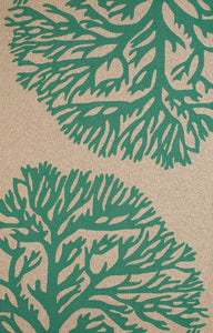 United Weavers  Panama Jack Signature  Coral Gables  1501 21847  Seagreen  Area Rug