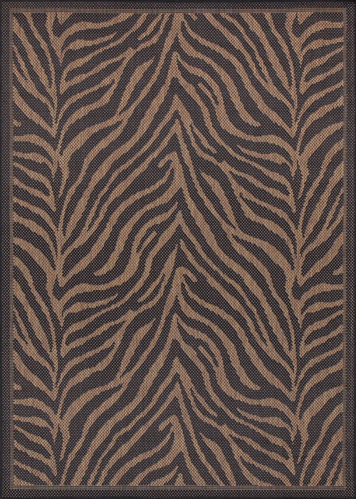 Couristan Recife Zebra 1514_0121 Area Rug